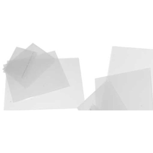 Plexiglass Disks Square