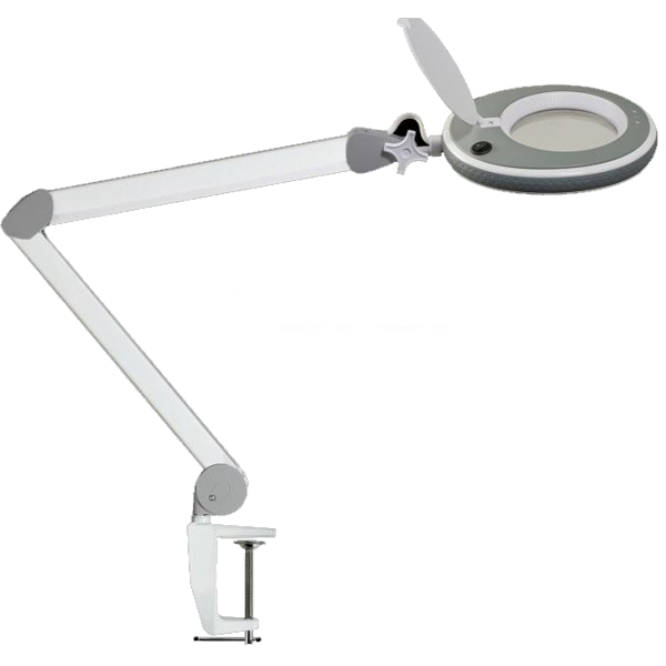 LED-Magnifier Lamp - dimmable