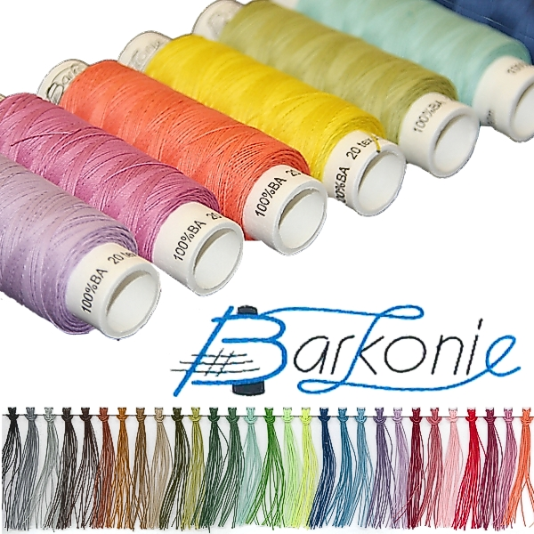 Barkonie polished cotton