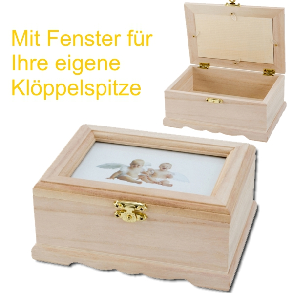 Holz-Kassette