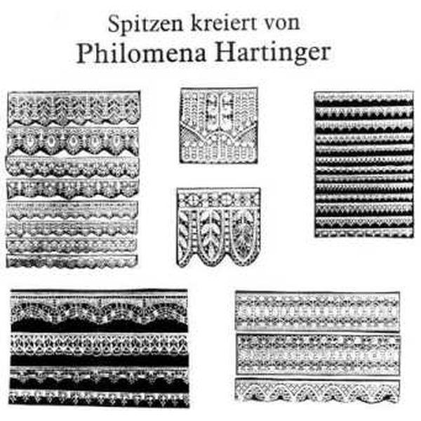 Pattern Ostmark Bobbin Treasures