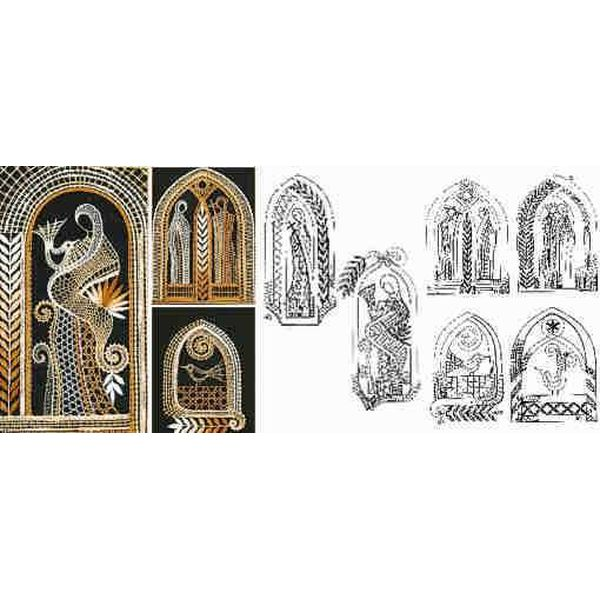 Pattern Archway