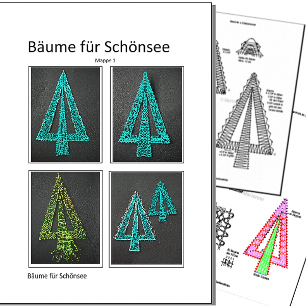 Pattern - Trees for Schönsse