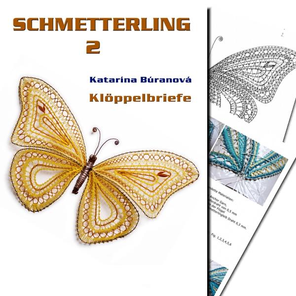 Pattern butterfly 2