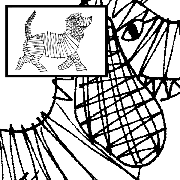 Pattern Dog