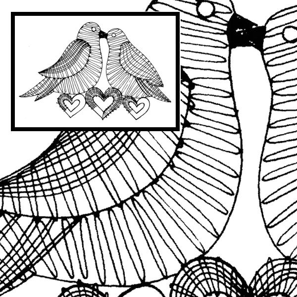 Pattern Birds