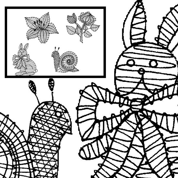 Pattern Easter