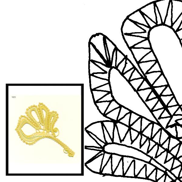 Pattern Ginkgo 1