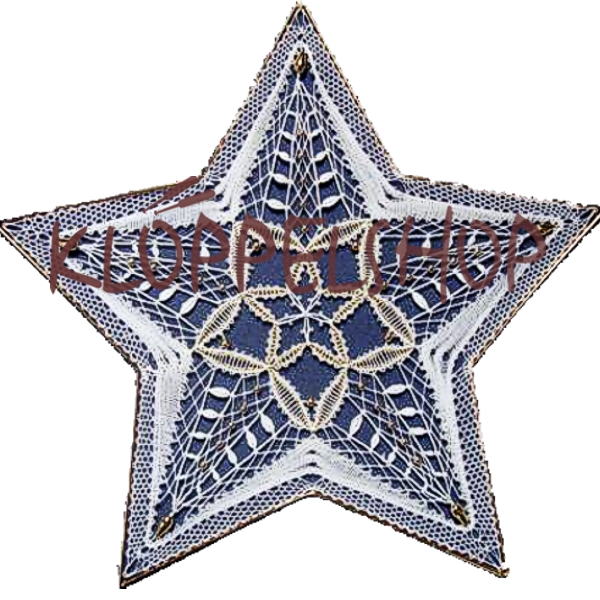 Pattern Star 5-pointed