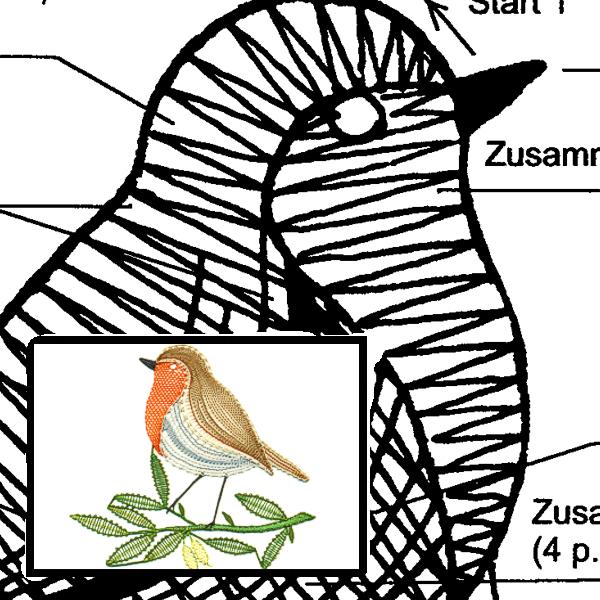 Pattern Robin