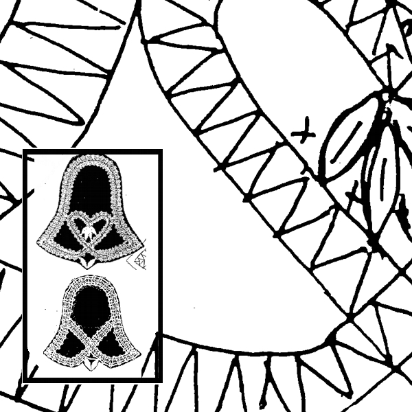 Pattern Bells (Size 1 & 2)