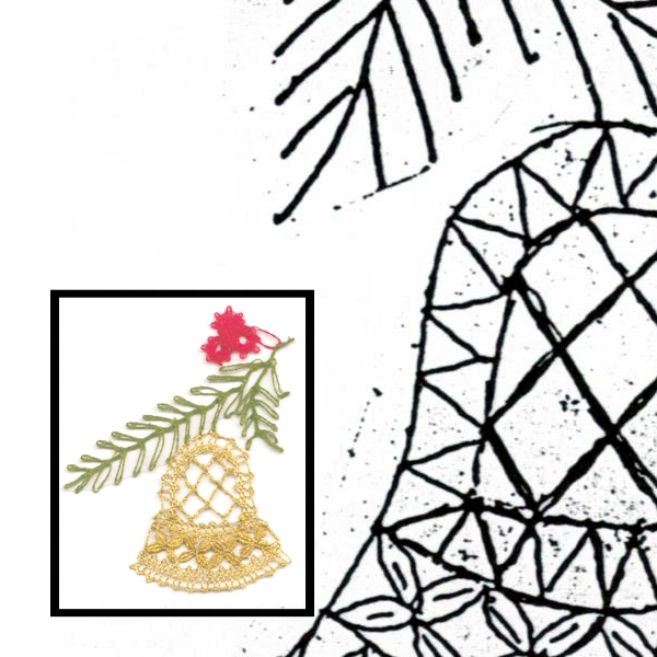Klöppelbrief Glocke
