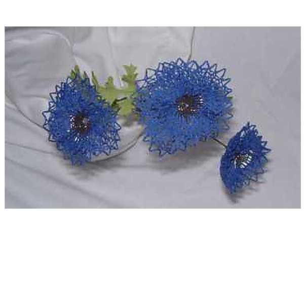 Blumenstiel Kornblume