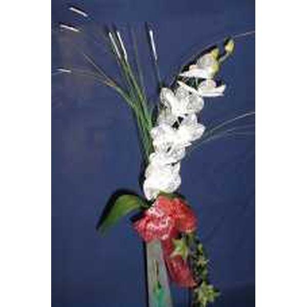 Pattern - Lace Flowers - Little Orchid
