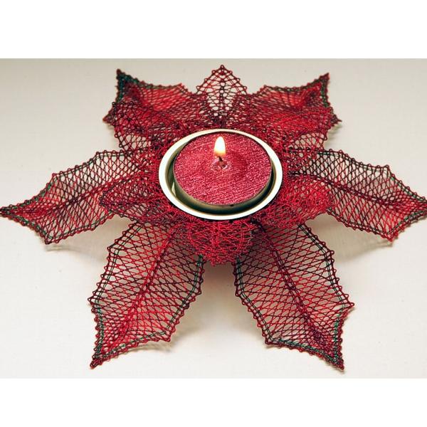 Pattern Christmas Star