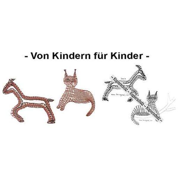 Klöppelbrief Gazelle & Luchs