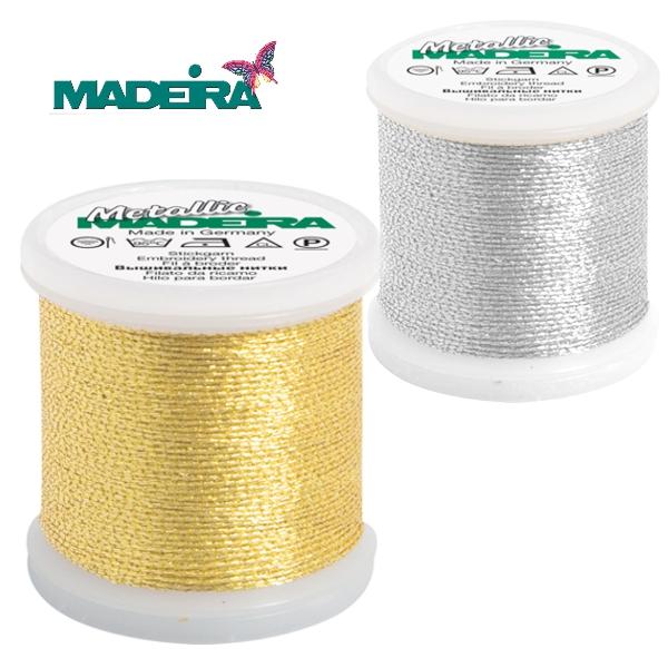 MADEIRA Metallic Nr. 12