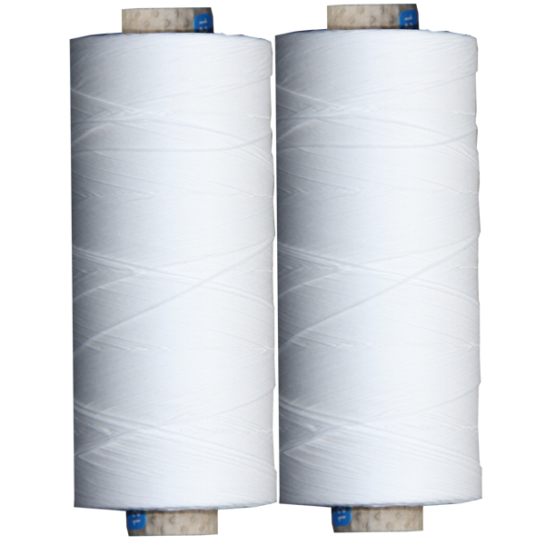 Cotton Yarn for Bobbin-Lace - white