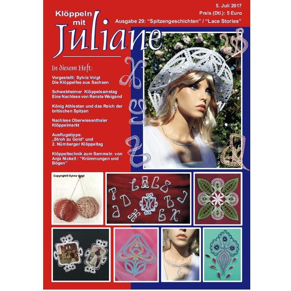 Klöppeln mit Juliane 29
