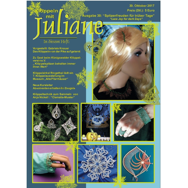 Klöppeln mit Juliane 30