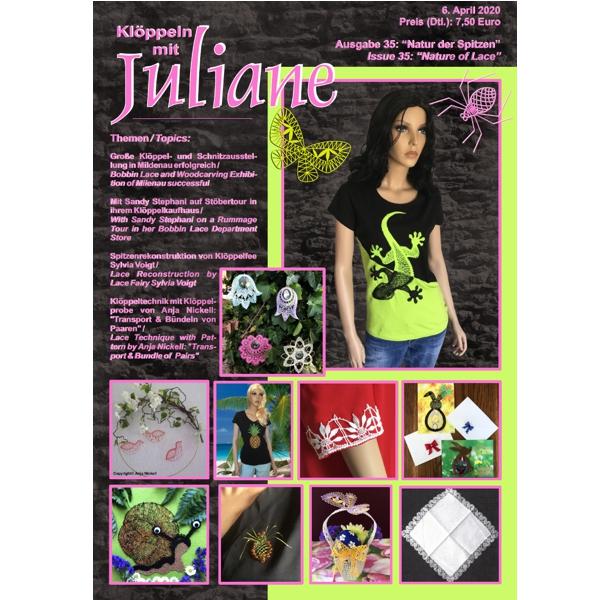 Klöppeln mit Juliane 35