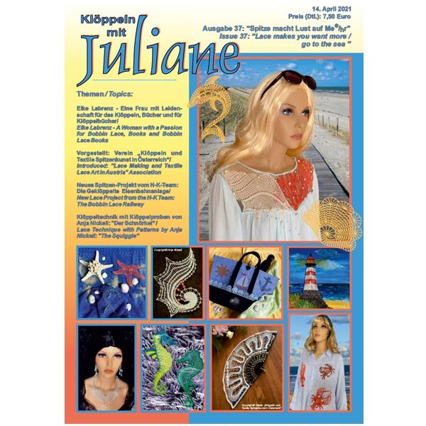 Klöppeln mit Juliane 37