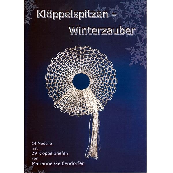 Klöppelspitzen - Winterzauber