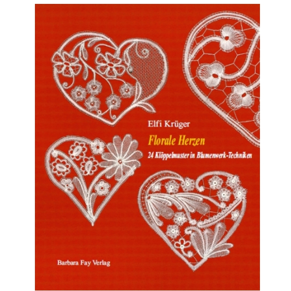 Florale Herzen