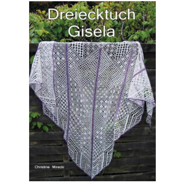 Klöppelbrief Dreiecktuch Gisela