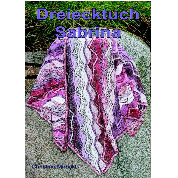 Klöppelbrief Dreiecktuch Sabrina