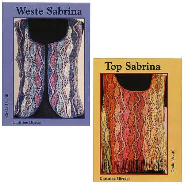 Pattern Waistcoat and Top Sabrina