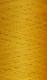 Barkonie poliertes Baumwollgarn gelb 2