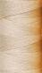BOCKENS Leinengarn - farbig - NeL 35/2 creme (5013)