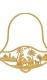 Holzrahmen Glocke mit Motiv Christi Geburt