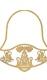 Holzrahmen Glocke mit Motiv Pyramide